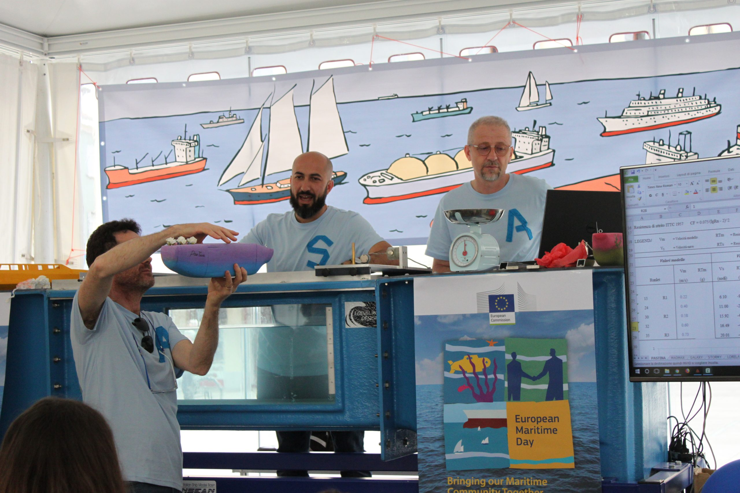 European Maritime Day 2018